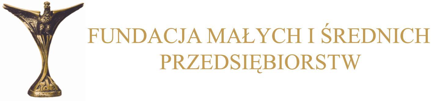 Fundacja MŚP - logo
