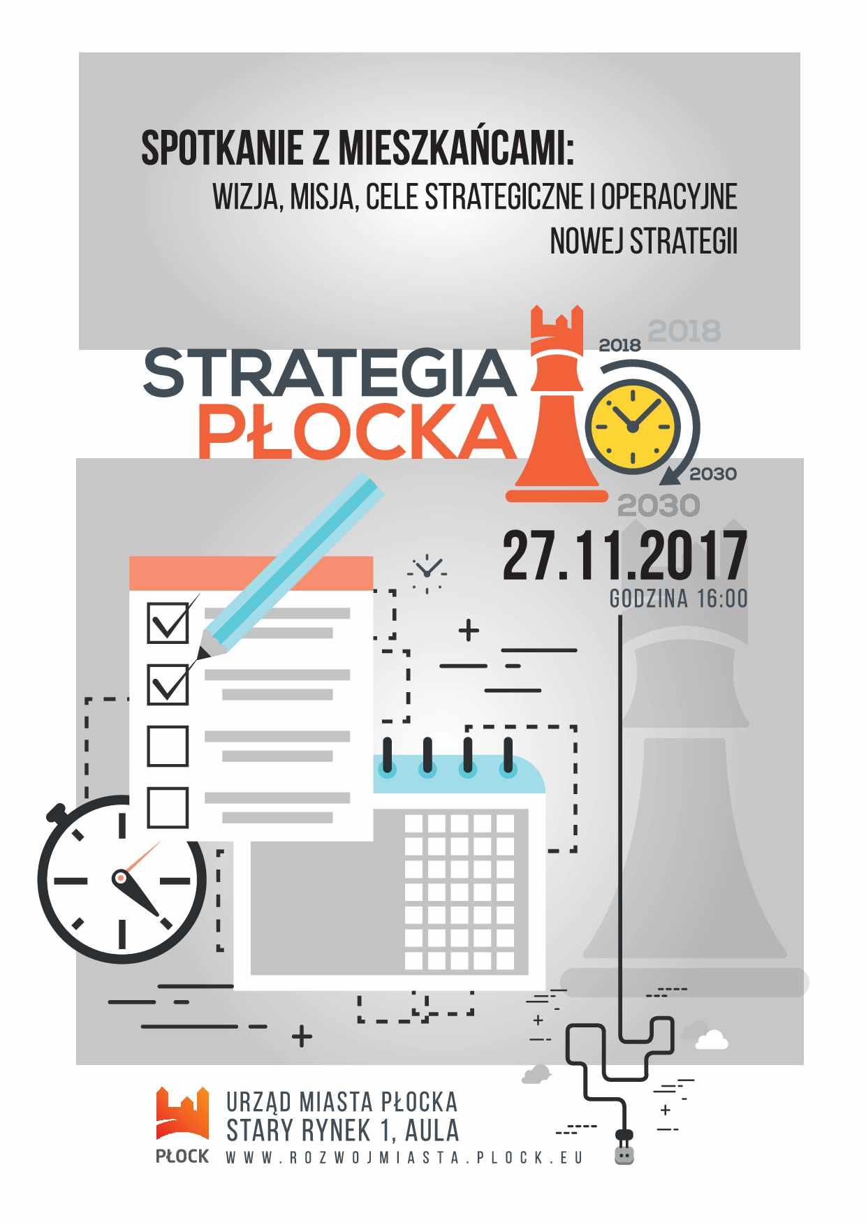 plakat warsztat strategii 27.11.2017
