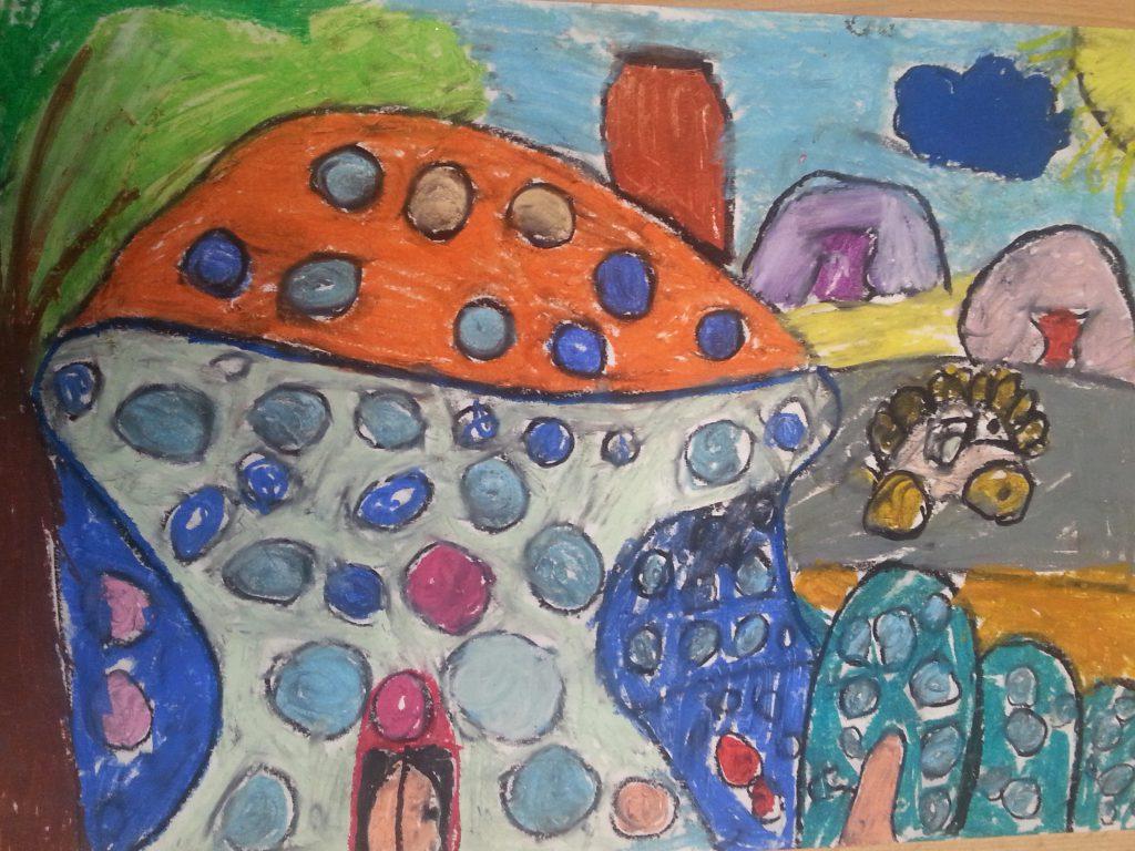 mwyróżnienie, Nadia Szalonkiewicz,Szkoła Podstawowa Nr 6,klasa 1b